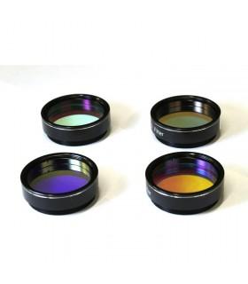"""Set de filtre LRGB CCD 1,25""""  pentru astrofotografie Celestron"""