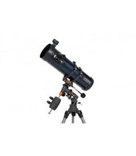 Telescop reflector newtonian Astromaster 130EQ Celestron 31045