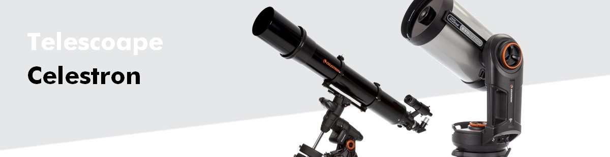 Cumpara un telescop Celestron