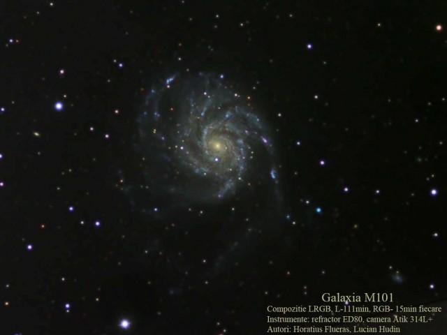 Ce se poate vedea prin telescop?