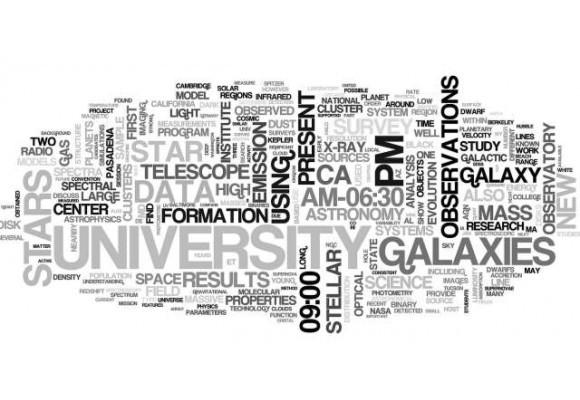Glosar de termeni din astronomie