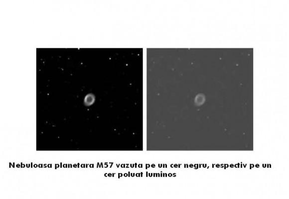 Poluarea luminoasa. Cum afecteaza ea observatiile prin telescop?
