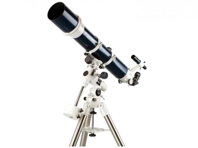 Cum imi echilibrez telescopul pe o montura ecuatoriala?