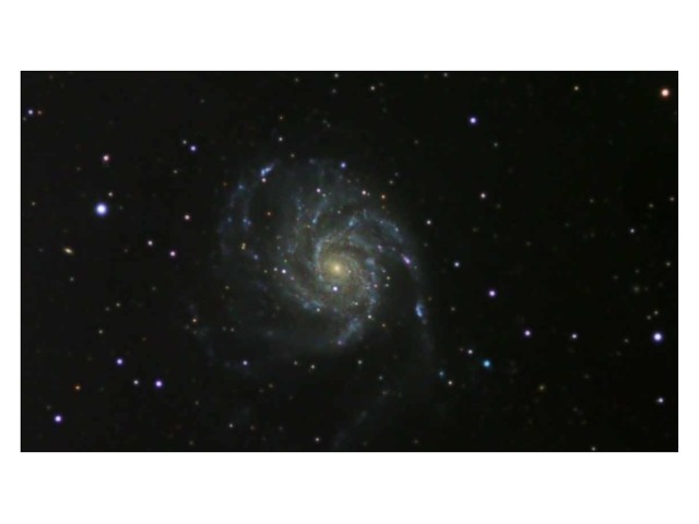 De ce imaginile pe care le vad prin telescop nu sunt aceleasi cu fotografiile pe care le realizez prin acelasi telescop?