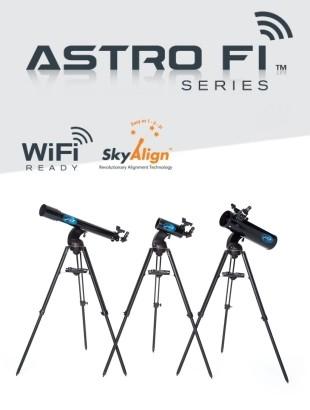 TELESCOAPE ASTRONOMICE ASTRO FI