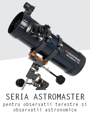 SERIA DE TEELSCOAPE ASTROMASTER