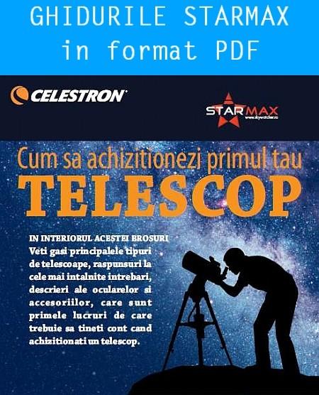 Primul telescop astronomic