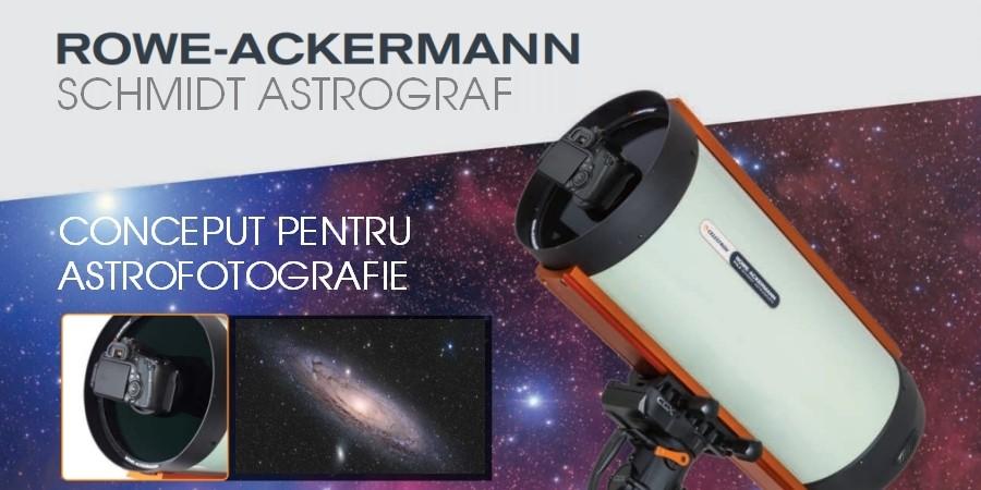 TELESCOAPE RASA PENTRU ASTROFOTOGRAFIE