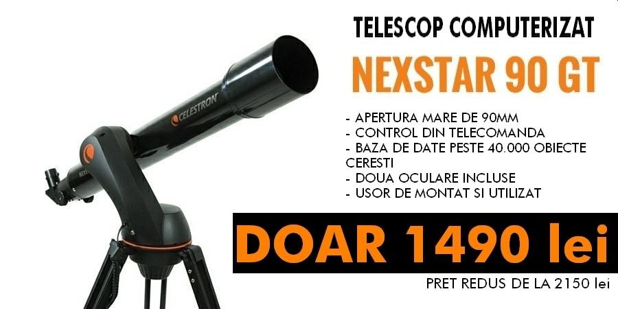 Telescop astronomic NexStar 90GT